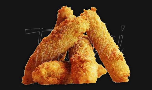 Курица темпура